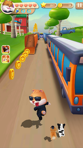 Forest Run - Pet Home android2mod screenshots 5