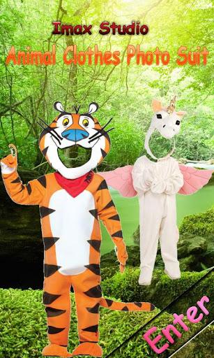 Animal Clothe Photo Suit