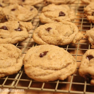 Rum Soaked Chocolate Chip Cookies