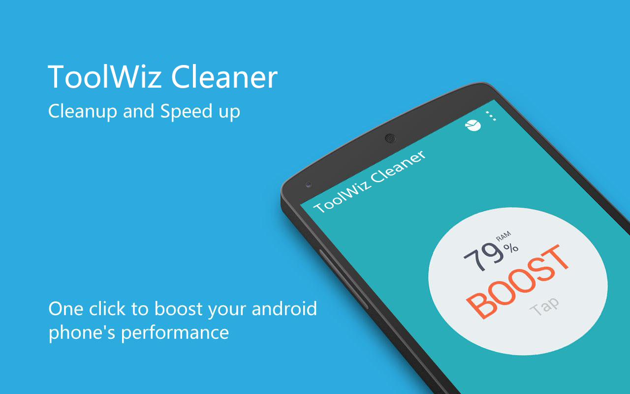 ToolWiz Cleaner (Speedup)- screenshot