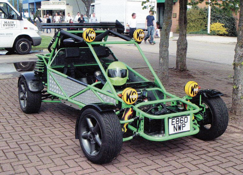 Adam's Buggy