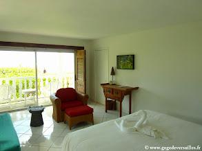 Photo: #009-Notre chambre #365 au Club Med de Columbus Isle.