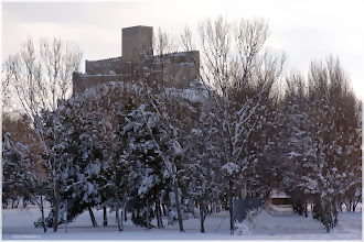 Photo: Castillo de Almansa.
