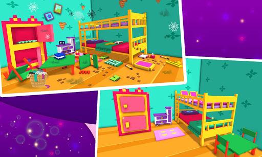 Code Triche Princesse maison nettoyer APK MOD screenshots 2