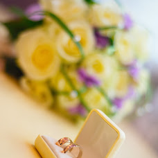 Wedding photographer Vladimir Agapov (fotovl952). Photo of 09.05.2014