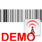Wireless Barcode Scanner Demo Icon