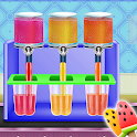 Ice Popsicle Factory: Frozen Ice Cream Maker Game icon