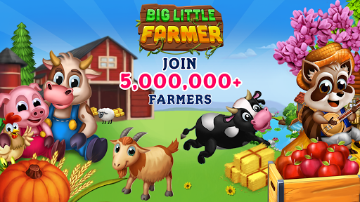 Big Little Farmer Offline Farm  gameplay | by HackJr.Pw 1