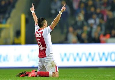 Jorge Teixeira (ex-Standard) de retour en Belgique?