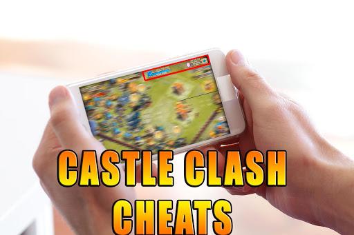Gems For Castle Clash [ Cheats 2017 ] - prank for PC