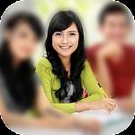 Blur Image Background Icon