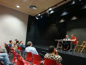 Photo: Presentación Dos autors a l'infern