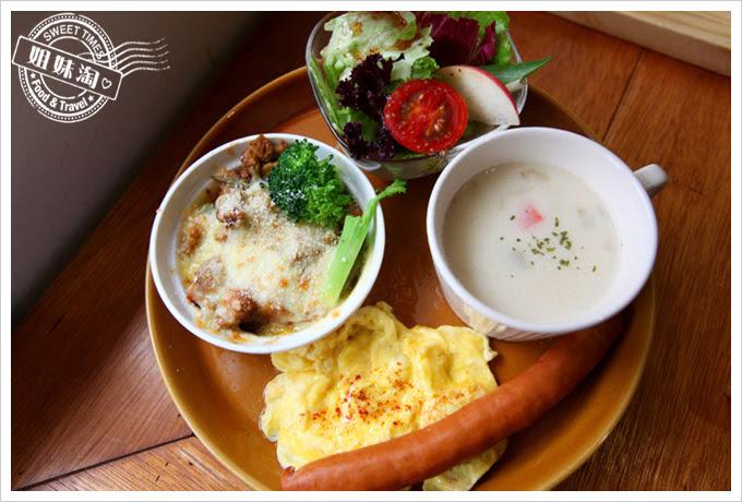 森山舍-起司焗烤香料咖哩雞