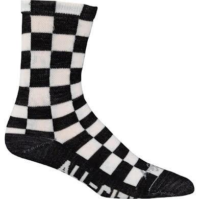 All-City Tu Tone Wool Sock
