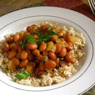 Pineapple Pinto Beans