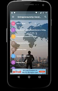 Entrepreneurship Development - náhled