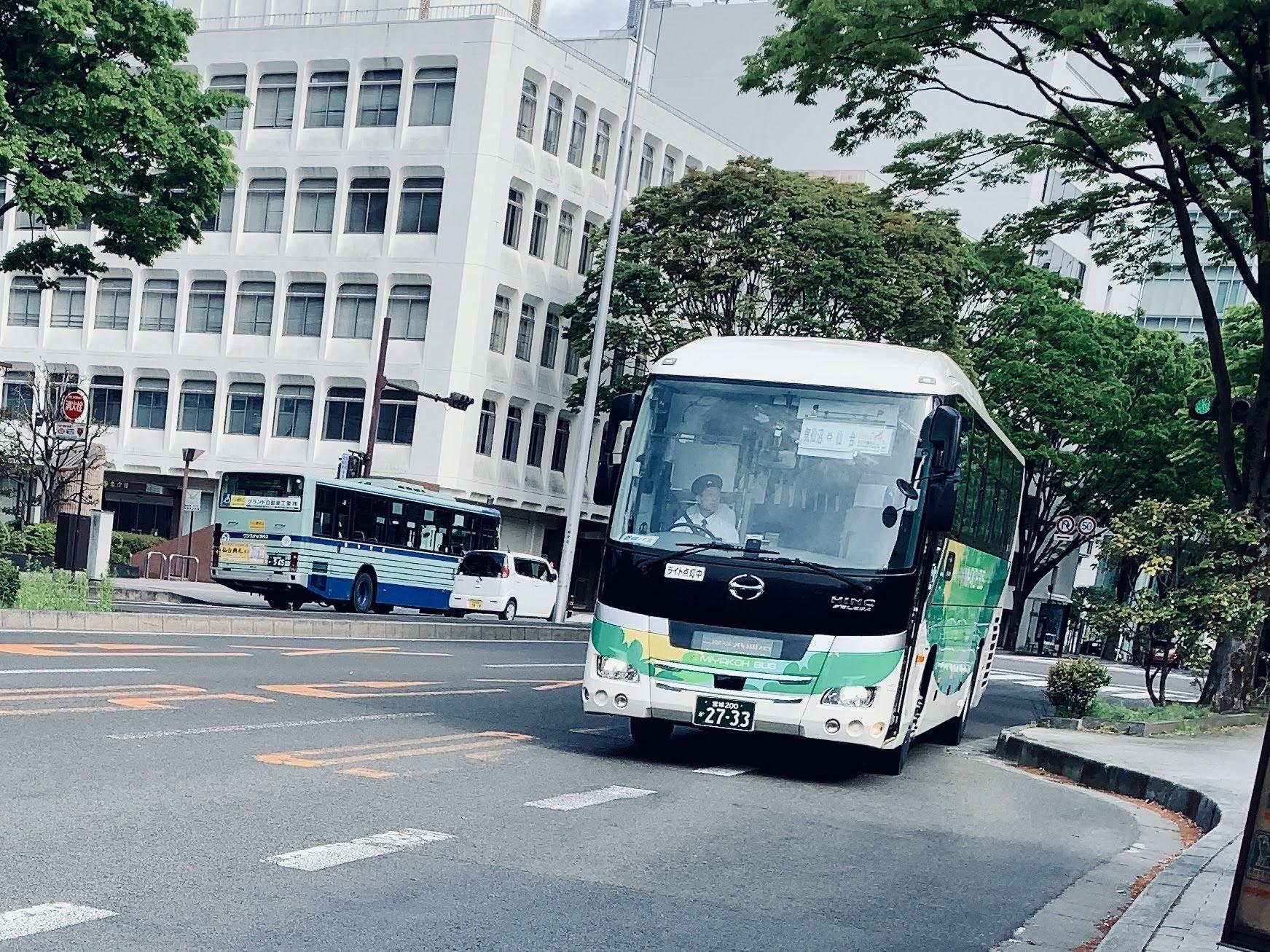 気仙沼・南三陸-仙台線 都市間バスに乗ってきました