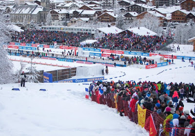 Coupe du monde de biathlon : Florent Claude termine 15e au sprint de 10 kilomètres