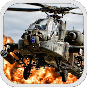 Helicopter Desert Conflict for PC and MAC