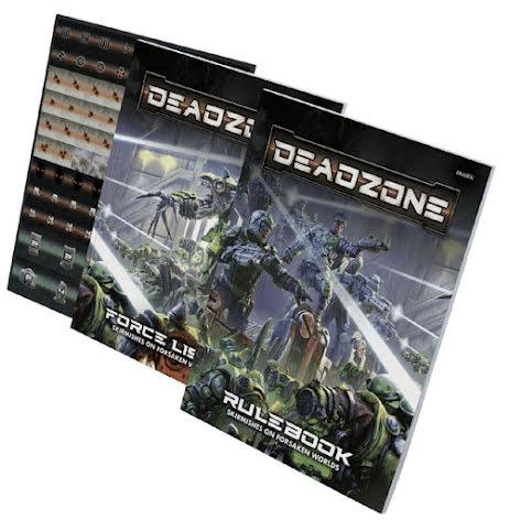 Deadzone 3.0 Rulebook pack