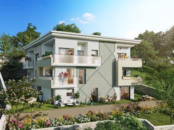 Appartement 3 pièces 52,8 m2