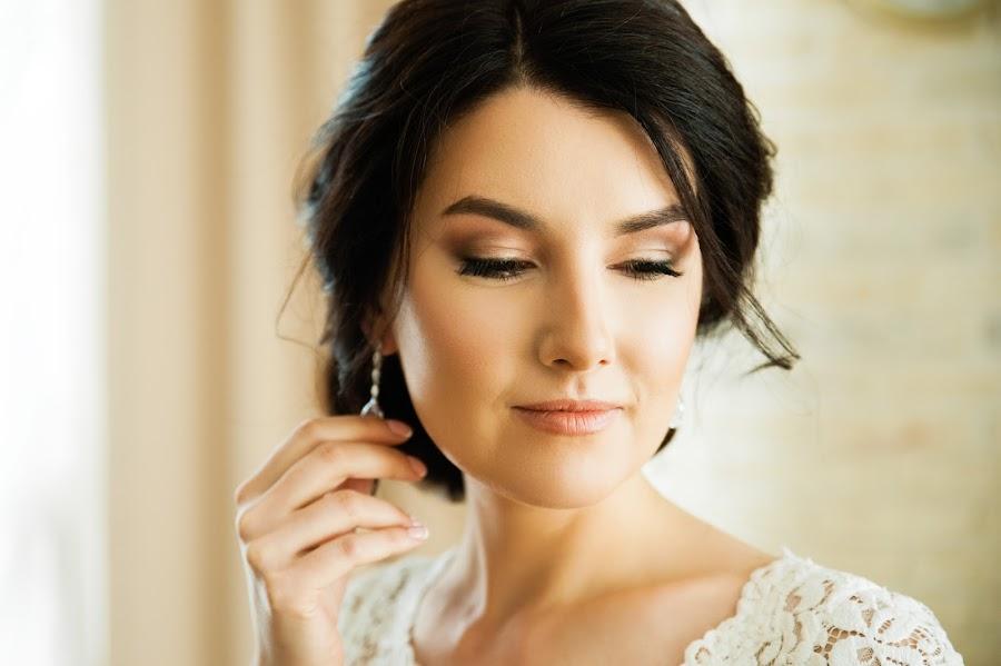 Wedding photographer Aleksandra Kharlamova (akharlamova). Photo of 30.11.2017