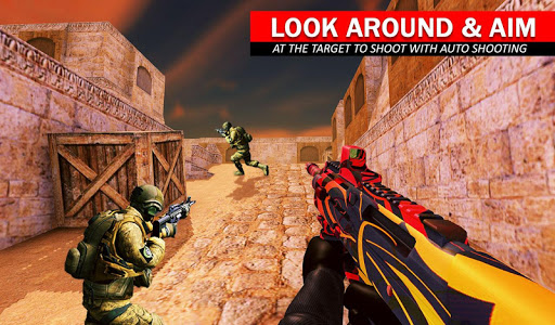 Counter Terrorist Shooting Critical Shoot Attack screenshots 5