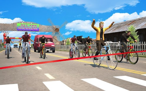 Download Bike Cycle Racing Games 2017 New Free 3D Mod Apk