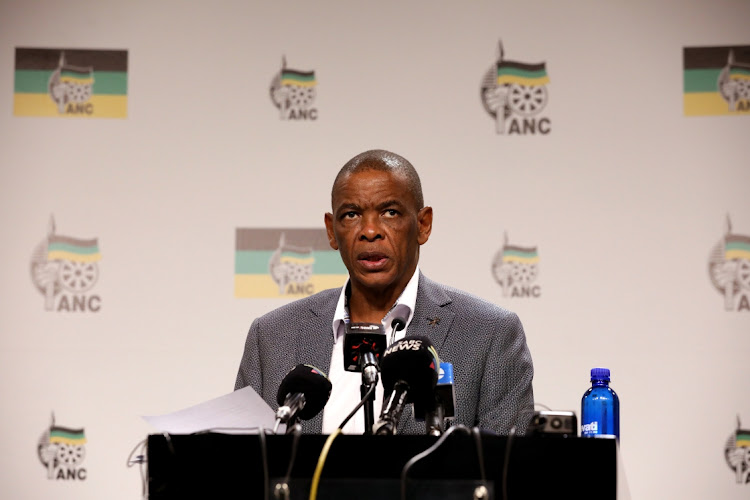 Supporters of ANC secretary-general Ace Magashule are pushing back against a decision by the organisation's NEC that those facing criminal charges step aside.