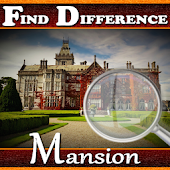 Find Differences - Mansion