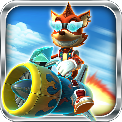 Rocket Racer (game)