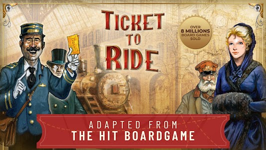 Ticket to Ride 2.7.2-6524-e6bba257 (Paid)