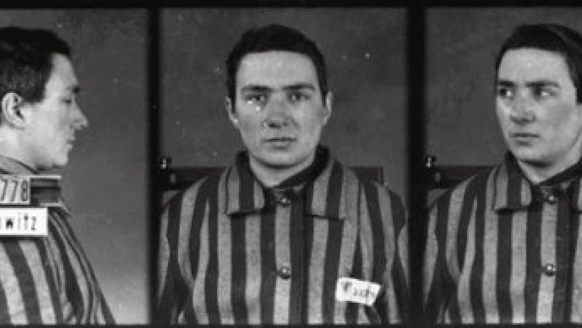 María Alonso, la almeriense que estuvo en Auschwitz.