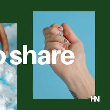 Share Nails - Instagram Post template