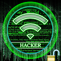 Hack All wifi password -Prank icon