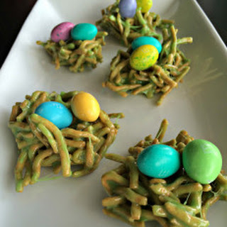 Bird's Nests {Easter Treats}