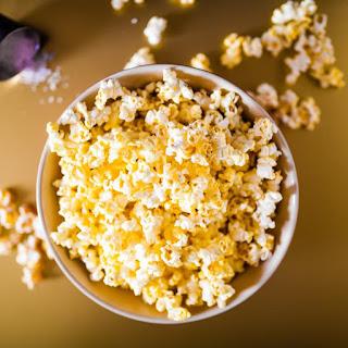 Nitehawk Truffle Popcorn