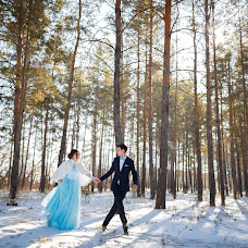 Wedding photographer Maksim Mironov (makc056). Photo of 22.02.2018