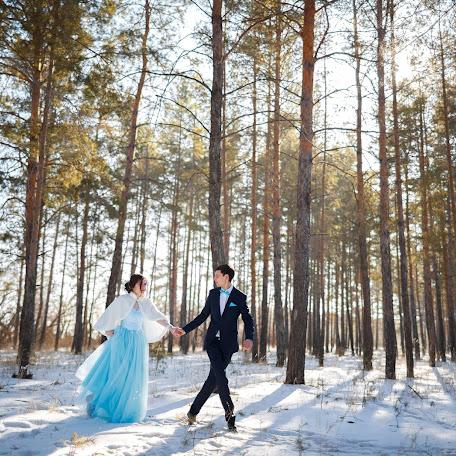 Wedding photographer Maksim Mironov (makc056). Photo of 22.02.2018
