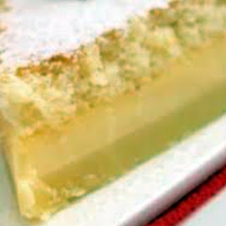Thermomix Magic Vanilla Custard Cake.