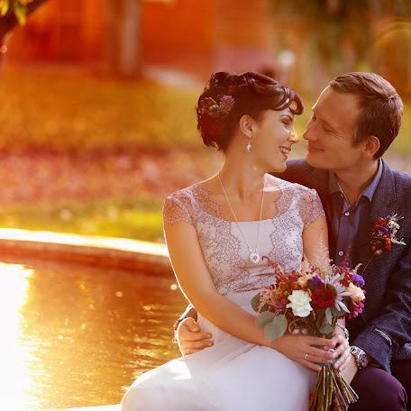 Wedding photographer Ekaterina Trunova (cat-free). Photo of 30.10.2016