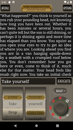 The Forgotten Nightmare Adventure Game moddedcrack screenshots 1