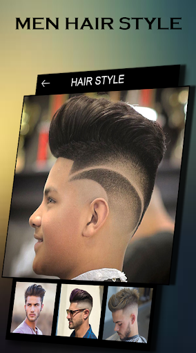 Men hairstyle set my face 2018 2.0 screenshots 3
