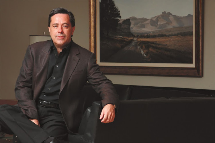Steinhoff CEO Markus Jooste resigned on Tuesday with immediate effect. File photo.