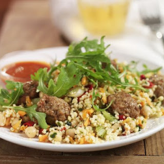 Lamb Meatballs With Couscous Recipes