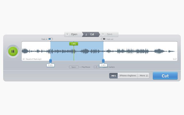 Audio Cutter