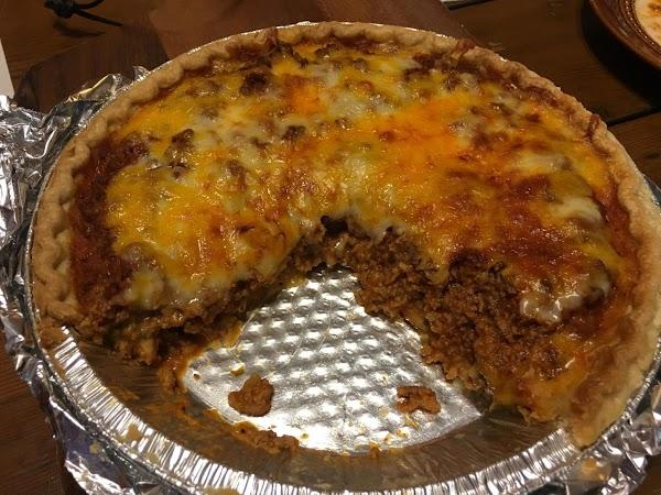 Yummy! Cheeseburger Pie Recipe
