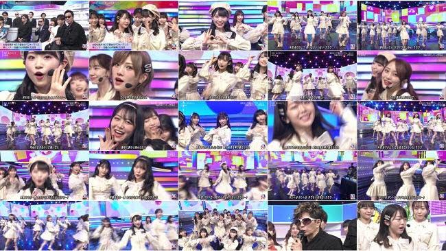 200313 (720p+1080i) Music Station (AKB48 Part)