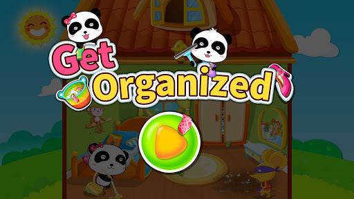 Baby Panda Gets Organized  screenshots 15