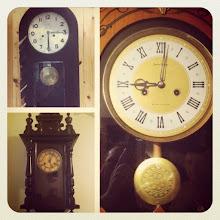 Photo: Wall clocks #intercer #romania #clock #wall #decor #home #clocks #watch #time #life #beautiful #vintage #old #design - via Instagram, http://instagr.am/p/NE5vw0pfkS/